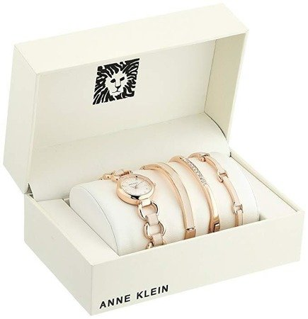 Anne Klein 1952RGST with diamonds Damenuhr