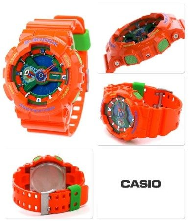 Casio G-Shock GA-110A-4D Limited Uhr