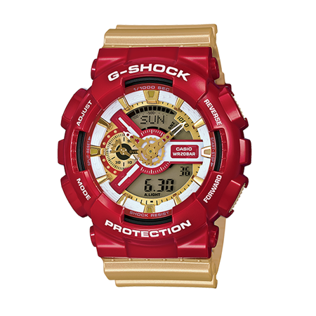 Casio G-Shock GA-110CS-4A Uhr