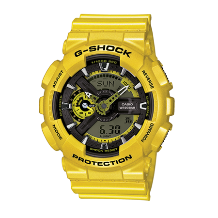 Casio G-Shock GA-110NM-9A Uhr